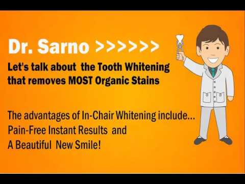 Teeth Whitening John Sarno DMD Jupiter,fl