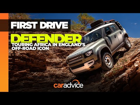 Is it tough enough? Land Rover Defender 2020 review