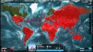 NoThx playing Plague Inc : Evolved EP04