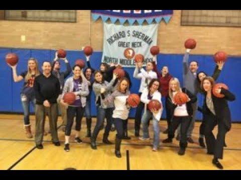 Harlem Wizards vs Great Neck All Star Teachers 3/13/17