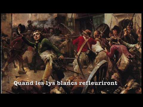 10 French Royalist Songs - 10 chansons royalistes françaises