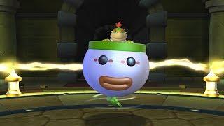 Mario Party 9 - Boss Battle - All Bowser Jr. Minigames