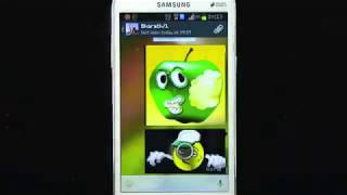 Amazicons Amazing Emoticons Android app promo video