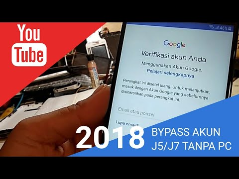 Cara Bypass Frp Samsung J5 Prime J7 Prime Hapus Akun Google Android