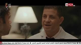 شوف الدكتور لما اعترض على خروج نور من المستشفى حصله إيه.. مسخرة 😂 #هوجان
