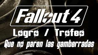 Fallout 4 - Logro / Trofeo Que no paren las gamberradas (Prankster's Return)