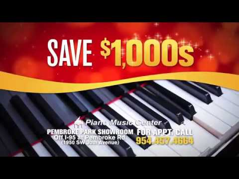 Piano Music Center - 954 457 4664 - South Florida Piano Showroom
