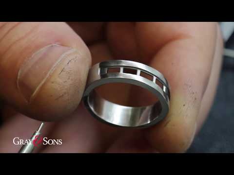 Fixing a Broken and Damaged Ring - Jewelry Repairs - Diamond Ring Repair