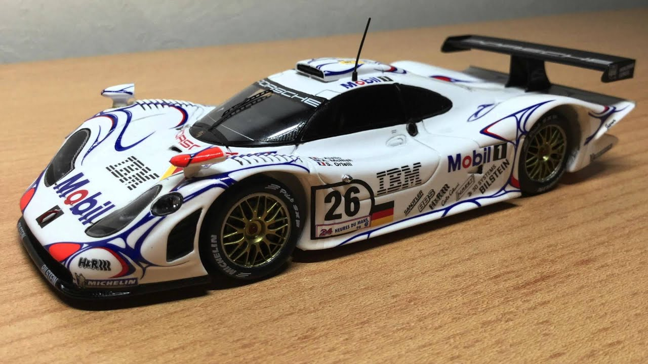 maxresdefault Outstanding Maisto Porsche 911 Gt1 Le Mans 1998 Cars Trend