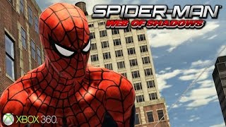 Spider-Man: Web of Shadows - Xbox 360 / Ps3 Gameplay (2008)