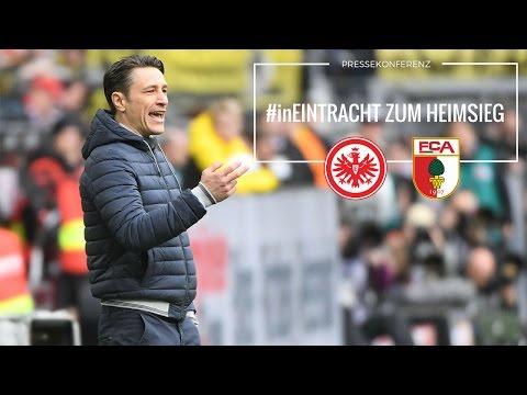 Eintracht vs. FC Augsburg: 3 Punkte zum Klassenerhalt