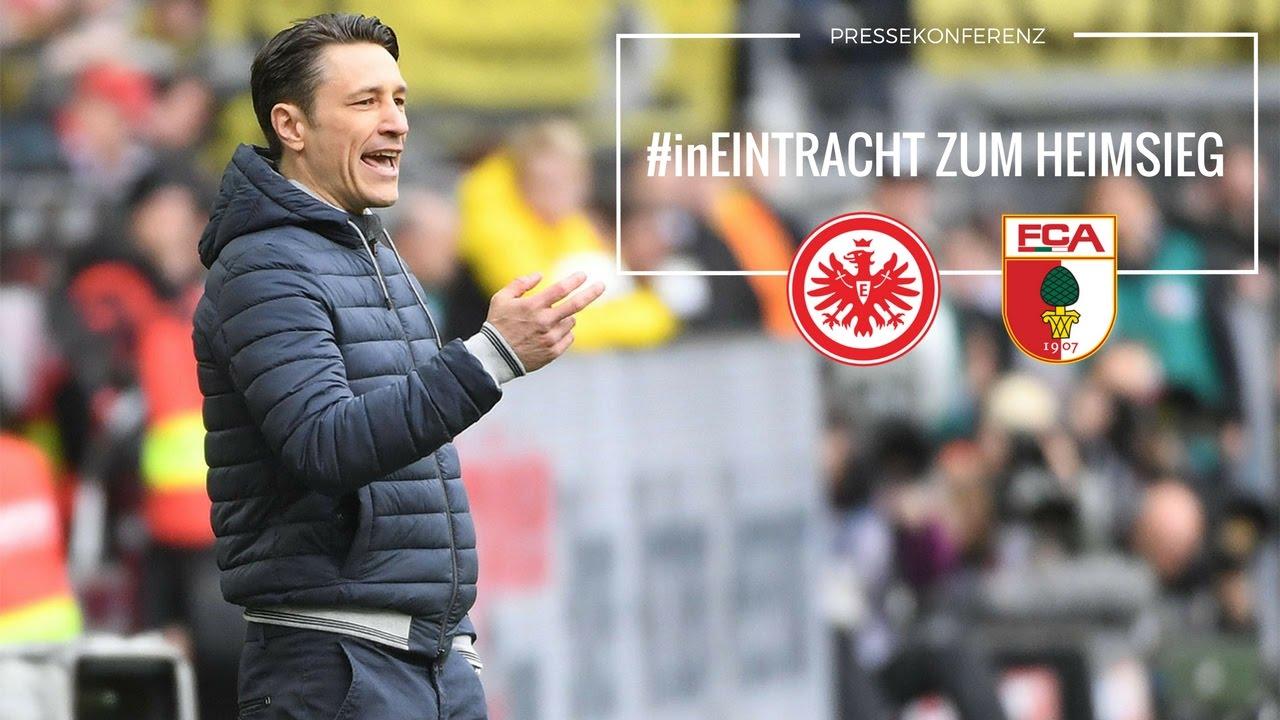 Eintracht vs. FC Augsburg: 3 Punkte zum Klassenerhalt – YouTube