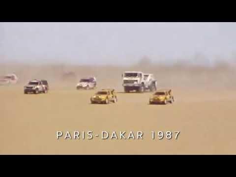 París-Dakar Época Dorada