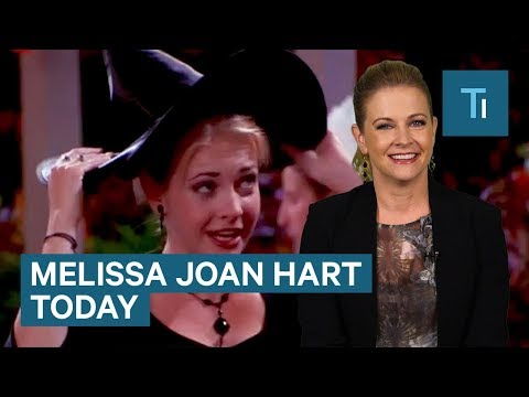 What Melissa Joan Hart — who played Sabrina — is doing today