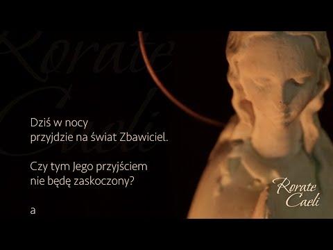 #RorateCaeli - czwartek, 24 grudnia - Zaskoczenie przyjściem