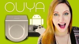 About OUYA - First Ever Open Source Gaming Console