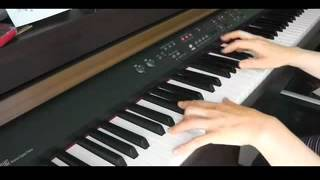 Gambar cover 120813_ That Man, Hyun Bin ( Secret Garden OST ) Piano by ear