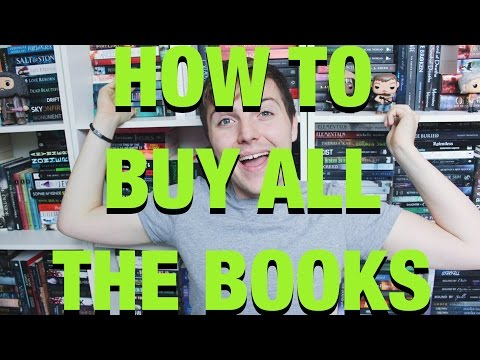 HOW TO BUY ALL THE BOOKS!