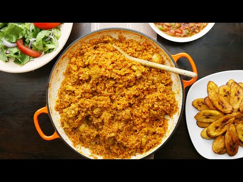 Download Youtube: Chicken Jollof Rice
