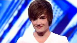 The X Factor 2010 Liam Payne - Cry Me A River In HD