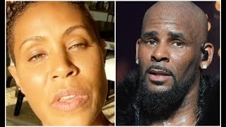 Jada Pinkett Smith Reacts To R Kelly Lifetime Documentary