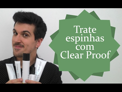 Trate Espinhas com Clear Proof Mary Kay