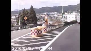 西都市→東九州→宮崎→国道10号→隼人道路→九州→国道3号(鹿児島市)