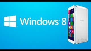 Установка Windows с флэшки / Видеоурок на примере ONDA V819w