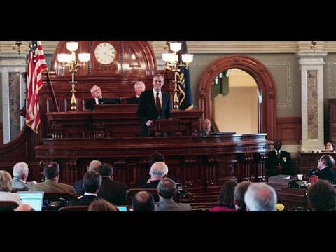 Address to Joint Session of the Kansas Legislature