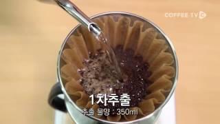 韓國COFFEE TV OPEN BOX - 韓國DECEMBER COFFEE DRIPPER