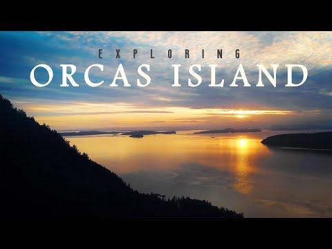 Exploring Orcas Island