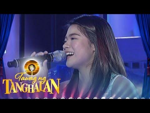 "Tawag ng Tanghalan: Mary Gidget Dela Llana - ""Araw Gabi"""