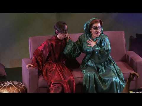 Three Way - Act III. Masquerade, Aria: Making Friends – Robert Paterson/David Cote