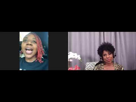 Jacque interviews Pinky Cole, the creator of Slutty Vegan
