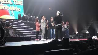 2015.03.21 LEE MIN HO 香港演唱會-比手畫腳