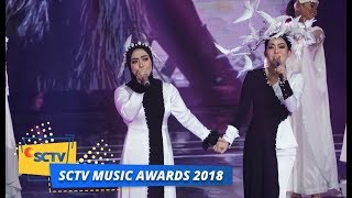 Video Syahrini dan Aisyahrani - Cinta Terbaik | SCTV Music Awards 2018 download MP3, 3GP, MP4, WEBM, AVI, FLV Mei 2018