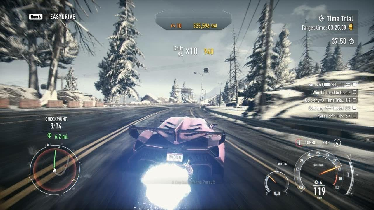 Need For Speed: Rivals PC - Fully Upgraded Lamborghini ...