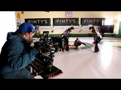Making of the Team Homan commercial