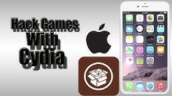 How To Hack Any Game With Cydia