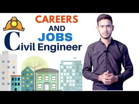 Careers In Civil Engineering In Hindi