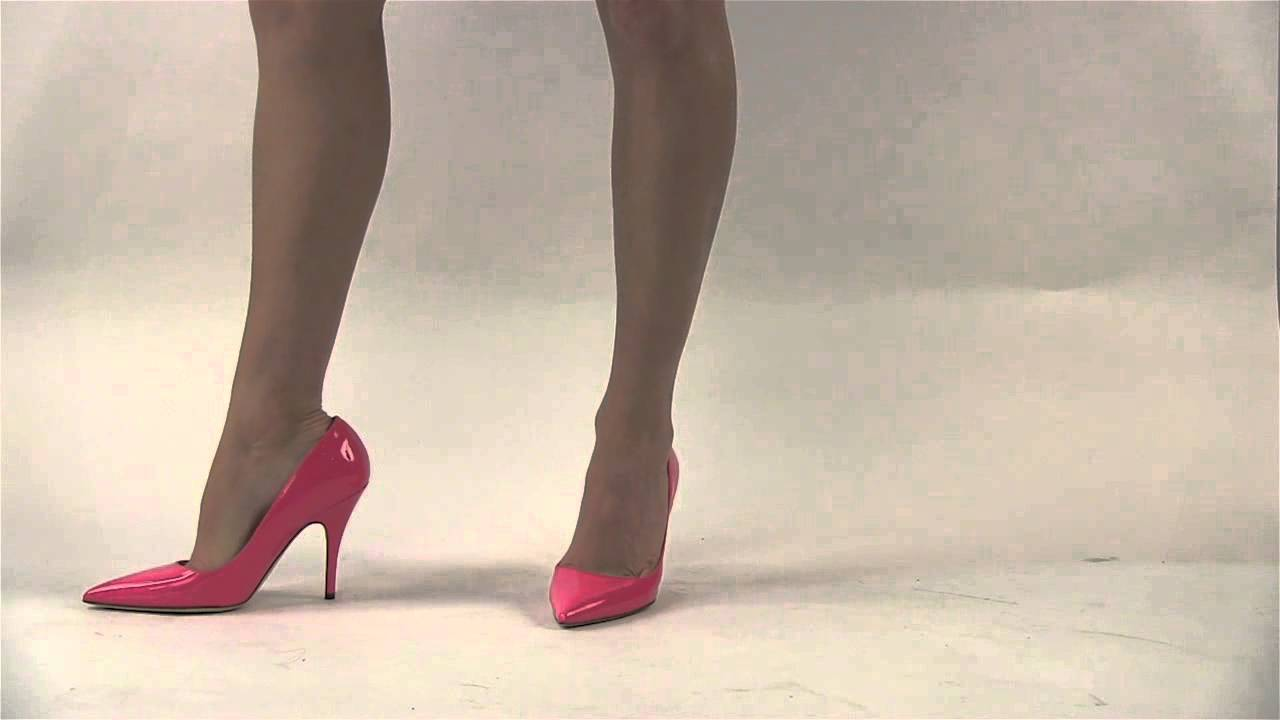 43a94c6a6748 Footcandy Shoes Kate Spade Licorice - YouTube