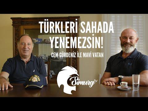 Cem Gürdeniz, ''Türkleri Sahada Yenemezsin!'' Ali Türkşen ve Cem Gürdeniz ile Mavi Vatan
