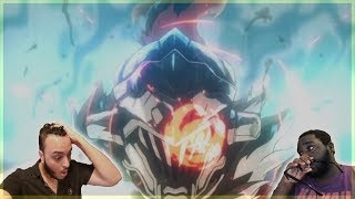 GOBLIN SLAYER EPISODE 1 REACTION | THIS WAS BRUTAL, THEY WASN'T READY!