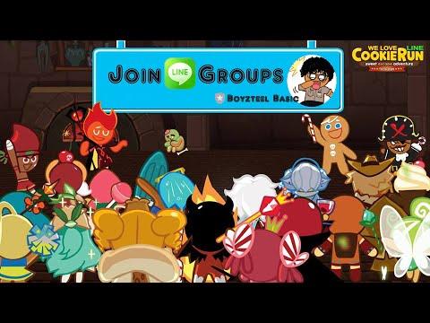 (ยกเลิก) Join Group LINE [CookieRun] : เข้ากลุ่มแอดเพื่อนหลักพันได้ทันที ไม่ต้องรอดึงกลุ่ม!!!