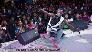 Willy Paul Main Event 2015 Performance