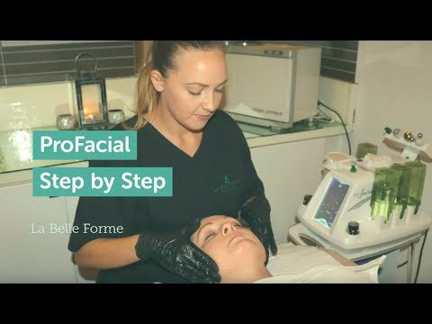 Profacial Treatment Step by Step