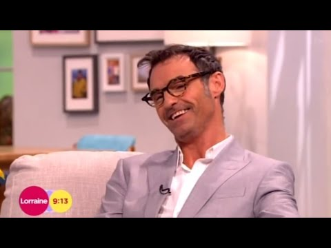 Marti Pellow - Evita interview - Lorraine