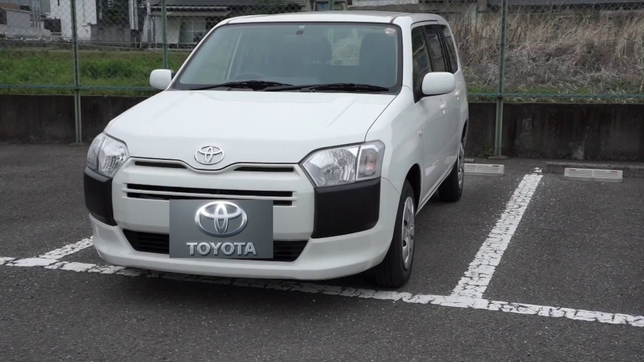 Toyota Probox New Shape