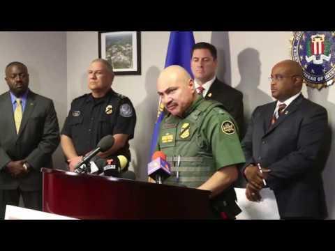 CBP and FBI El Paso on the Death of U.S. Border Patrol Agent Rogelio Martinez