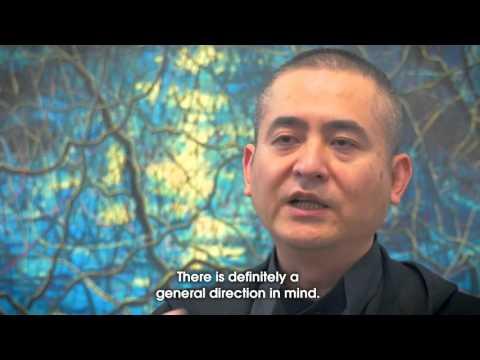 Zeng Fanzhi on His Show at Gagosian Chelsea